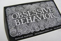 Business Cards / by evolveandconquer