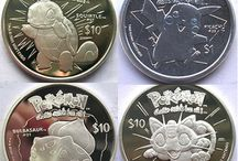 Monedas de pokemon