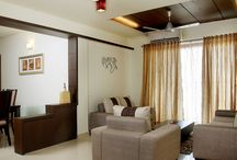 Olive Interiors / Our in-house interior designer's service is available for each of Olive Community customer for designing their apartment wishfully. After detailed drawing and estimations, the interior works are executed by specialist and approved contract  agencies under the direct supervision of the interior designer.  Contact us on: +91 9656044444