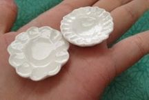 Crafts - Polymer Clay Charm Tutorials / by Katharine Godbey