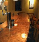 Copper Bartops and Countertops / Copper Bartops and Countertops