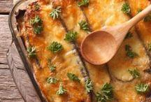 recettes / La cuisine