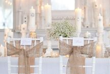 Wedding Inspiration - How to decorate the table