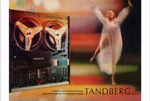 Tandberg Vintage Hi-Fi Stereo / Vintage Tandberg Hi-Fi Stereo - Amplifiers - Receivers - Taperecorders & TV's