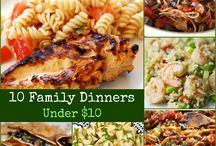 Cheap Family Meals / by Kelly Steele