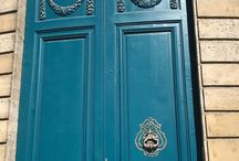 Dazzling French Doors / Learn more at barefootblogger.fr