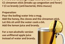 Home remedies / by Amanda Murray
