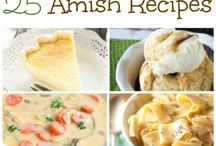 Amish, Baptist, Jewish, Nazarene / Denominational recipes and life