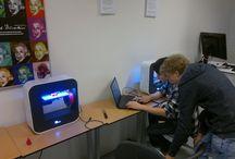 Isendoorn College 2015 / Themaweek Techniek - 3D printen door Bits2Atoms