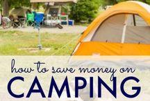 Camping trips savings