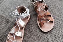 Summer loving / Summer sandals, summer mood