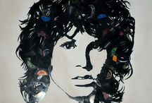 The Broken Vinyl Portraits of Mr. Brainwash