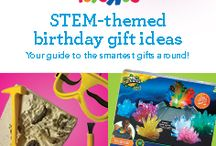Geoffrey's Birthday Club / Awesome gifts for kids!