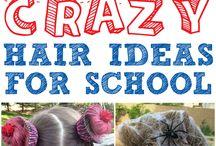 Hair ideas & styles