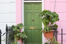 The Doors of Primrose Hill