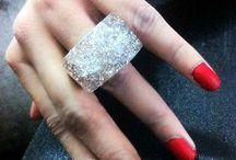 Fashion Rings / The Beautiful high class Resin Rings