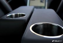 Teslarati.com - Tesla Model S Premium Rear Seat Cup Holders (PARZ)
