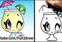 fun2draw / allemaal tekeningen van fun2draw