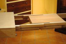 TAVOLINI trasformabili / trasformable coffee table