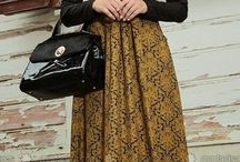 hijab long dress