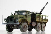 URAL 4320 ZU 23-2