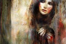 Paintings / by Stephanie Czarnecki