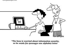 Information Security Jokes / Learning about Information Security is not only very important but it can also be fun! Here we share some Information Security funny jokes.