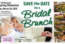 2015 Sponsored Bridal Shows / http://nrvbridalsandevents.org/