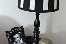 Goth boudoir