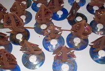 χριστουγεννιάτικες κατασκευές για παιδιά- christmas crafts