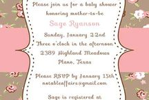 pozvánky