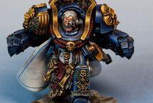 Warhammer/Miniatures