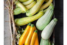 Zucchine/courgettes