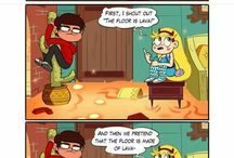 Star vs the forces of evil ❤️