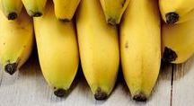 huidverzorging met banaan