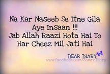 Irshaad!