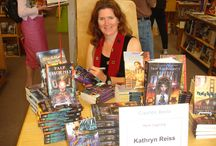 Book Signing Ideas / A place to collect good ideas for my upcoming book signing.