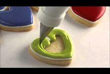 Videos de galletas