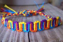 macrame macrame bracelet