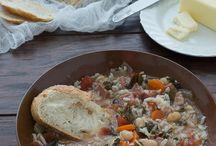 Soups & Crockpot Recipes
