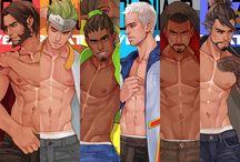 Overwatch Boys