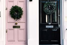 notting hill's front door