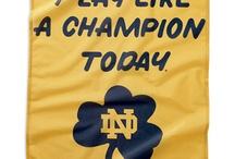 """Notre Dame / by Muzy  """"The FUN-Da-Mental Coach"""""""