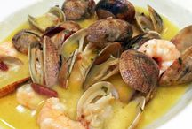 Cocina Recetas Pescado y Marisco