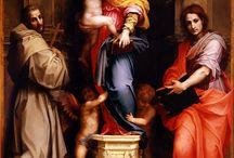 Hoge Renaissance ~ Andrea del Sarto