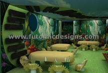 Restaurant Interior Designers / Create amazing modern or luxury or theme restaurants designed by the Futomic Designs best Restaurant Interior Designers in India and World. Special turnkey projects for Cafe, Bar, Pub, Diner, Lounge Comprehensive Creative Designs - Dial Toll-Free - 1800-102-3775