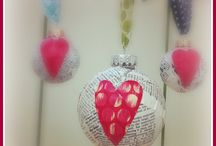 Ornaments for Chr Tree / by Sherri Lee