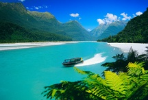 Haast / Haast and Jacksons Bay. West Coast. South Island. New Zealand.