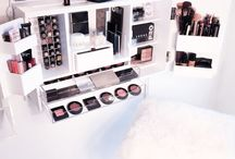 Make-up organisation / If I ever own this much!