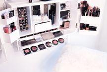 Makeup Goals/organisers